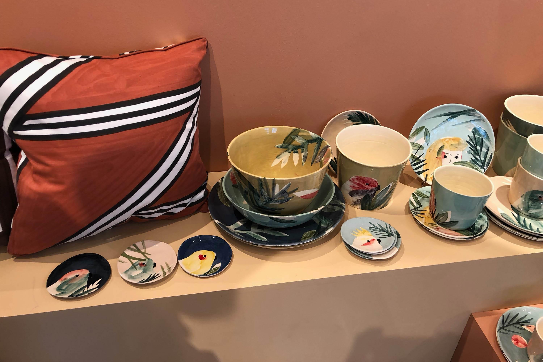 paris, le bon marche, French lifestyle, department store, French shopping, art de vivre, Elise Lefebvre, ceramist