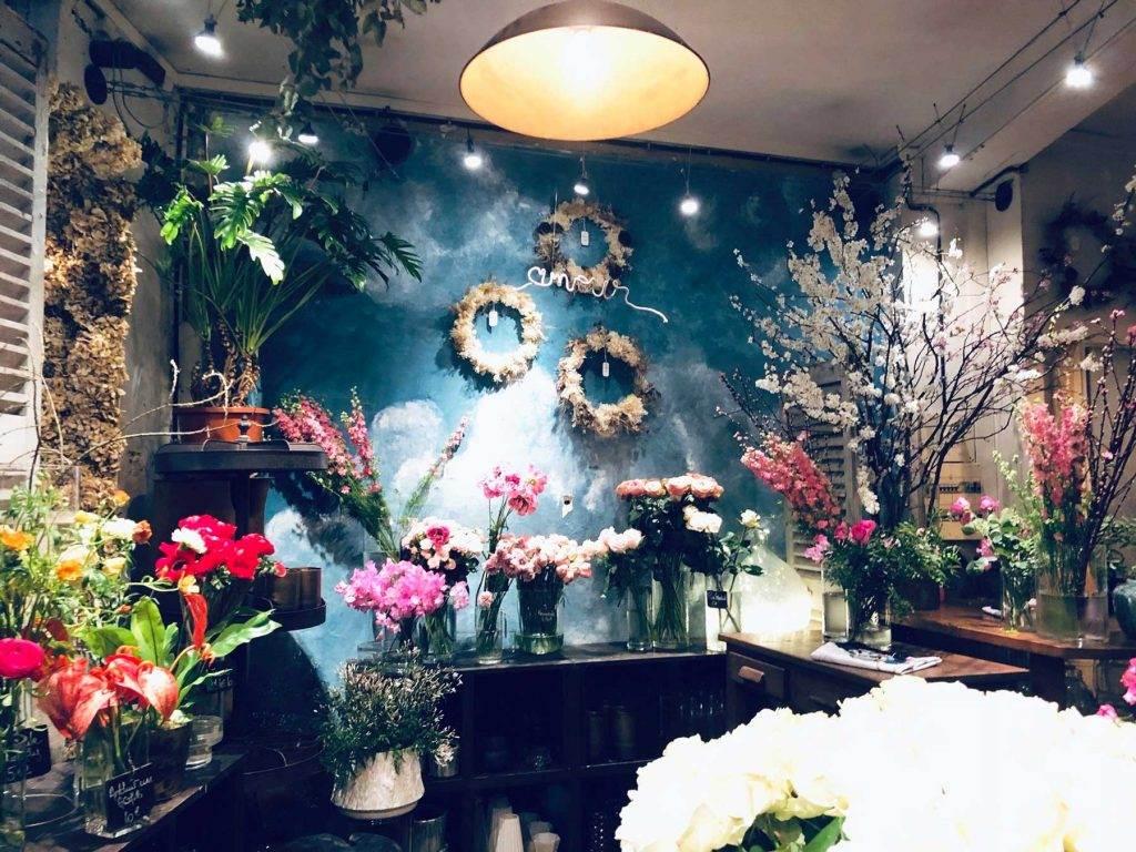 vertumne florist Paris