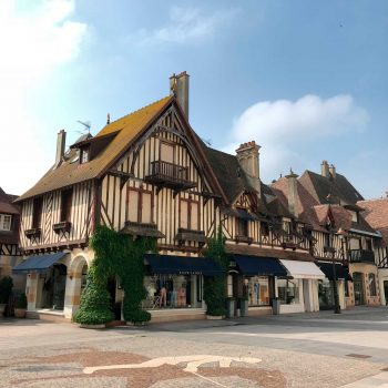 Deauville, city guide, normandy, France, la maison Deauville
