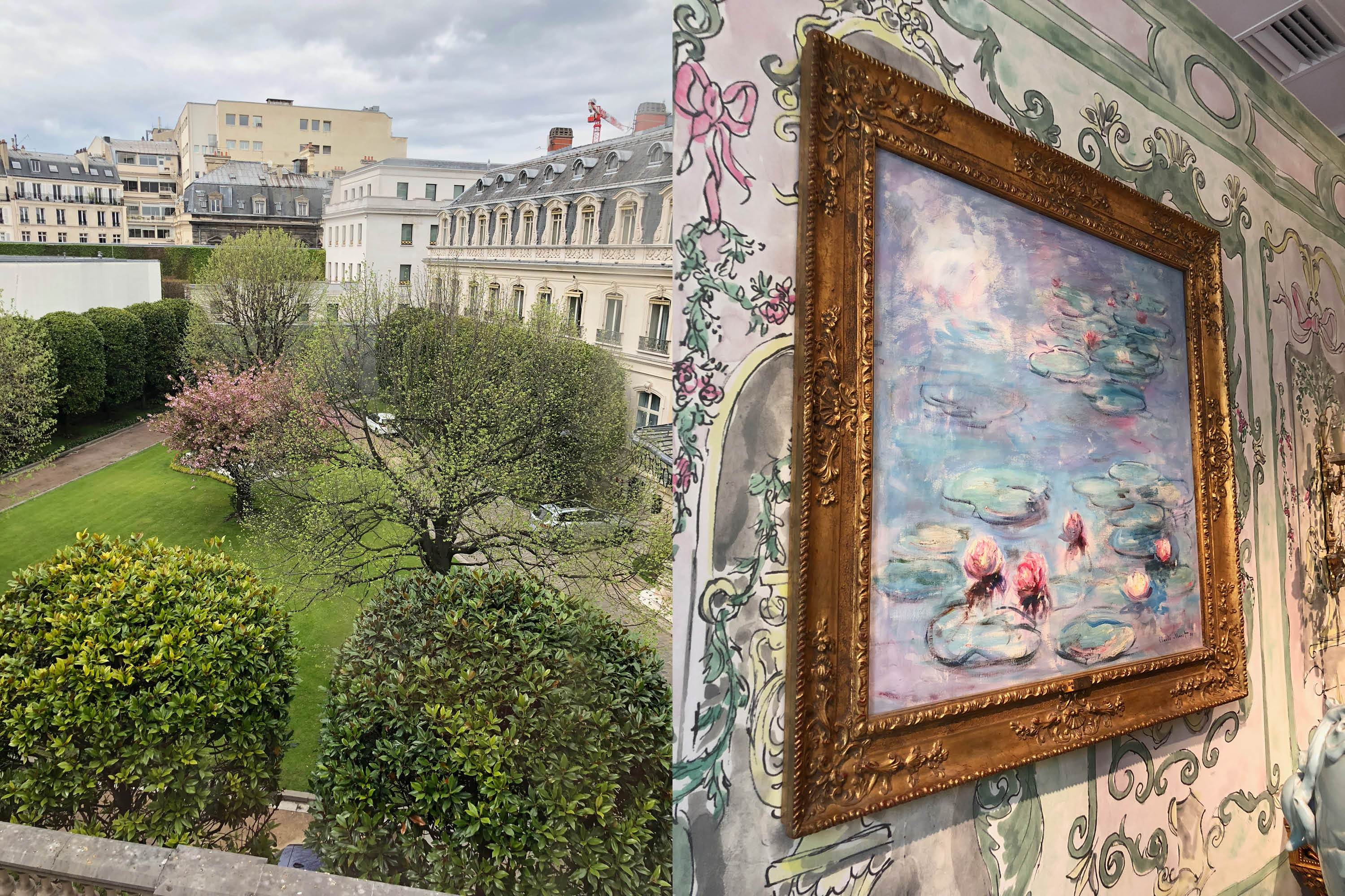 Artcurial, ritz, auction house, Paris, Monet