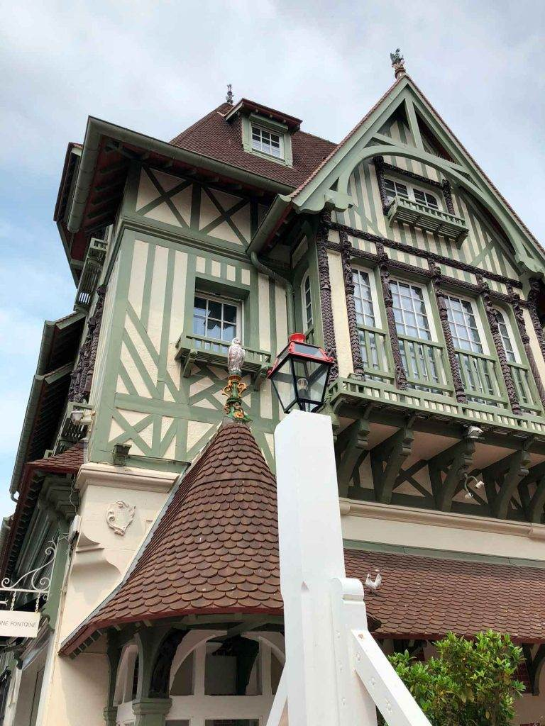 Deauville, normandy, mansion, French countryside, French mansion