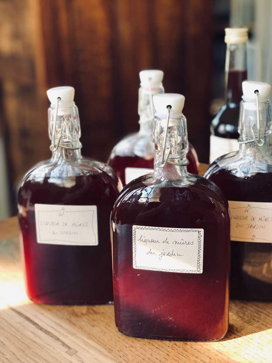 blackberries-liquor