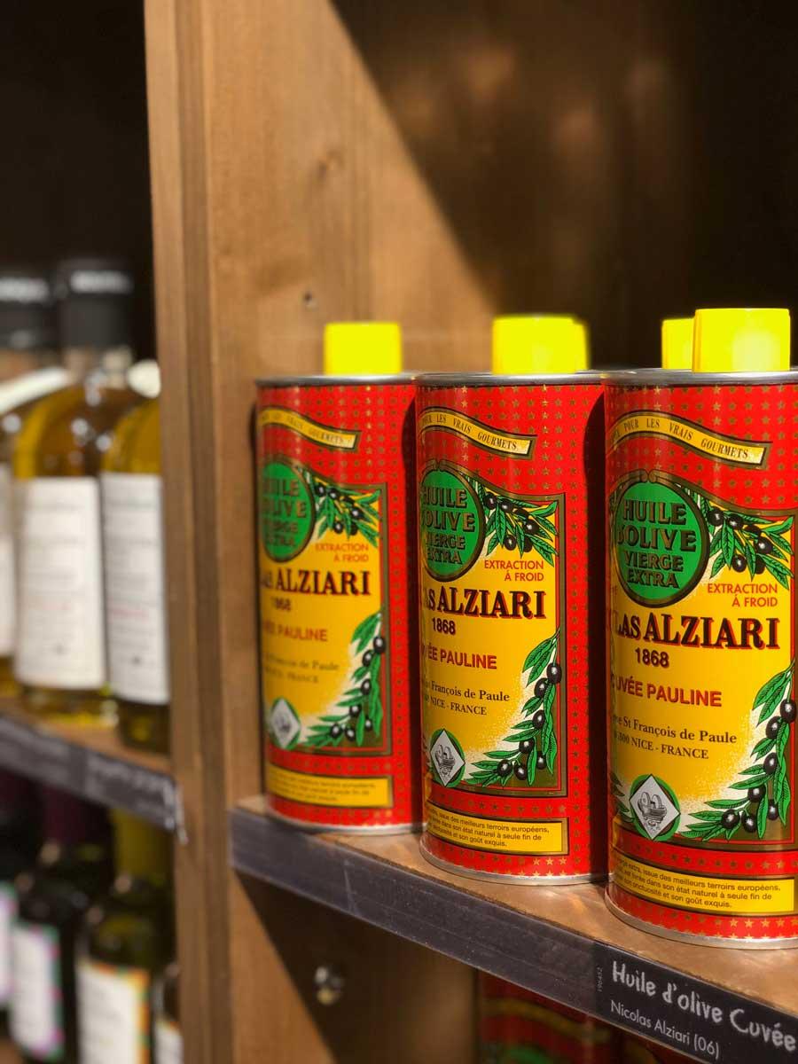 alizarin olive oil